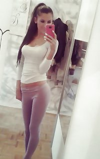 Balkan babes in yoga pants